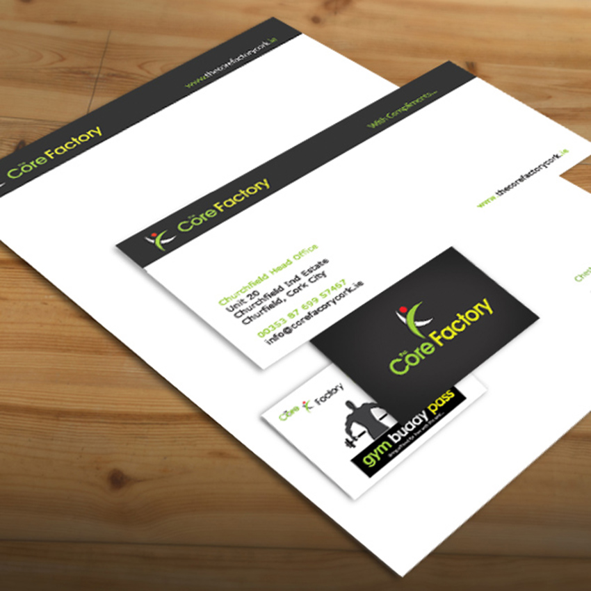 Stationery 67 design cork graphic design print business stationery letterheads compliment slips business cards cork reheart Images